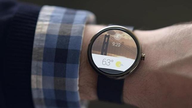 Google lanza «Android Wear», un sistema operativo para relojes inteligentes