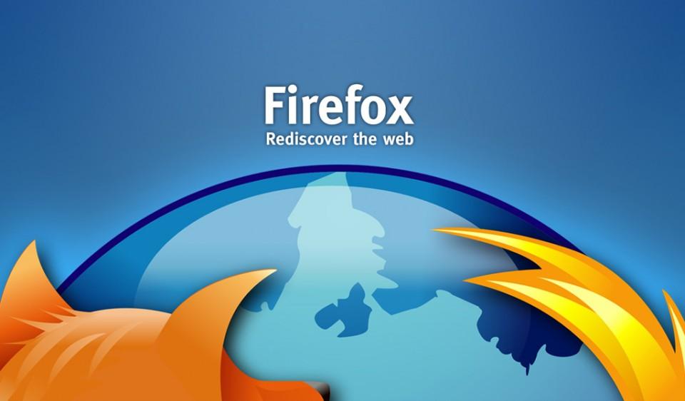 Mozilla se olvida de Firefox con interfaz moderna