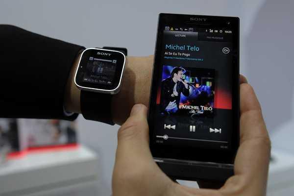 Sony no utilizará el sistema Android Wear en sus próximos relojes inteligentes