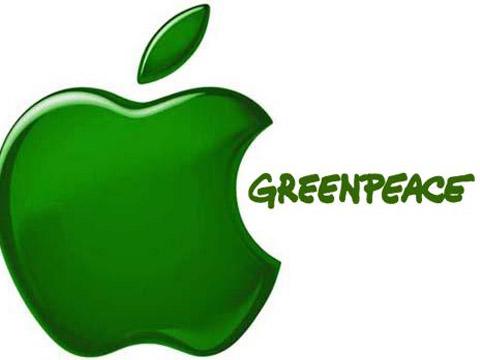 Apple, Facebook y Google se vuelven más ecológicos, según Greenpeace